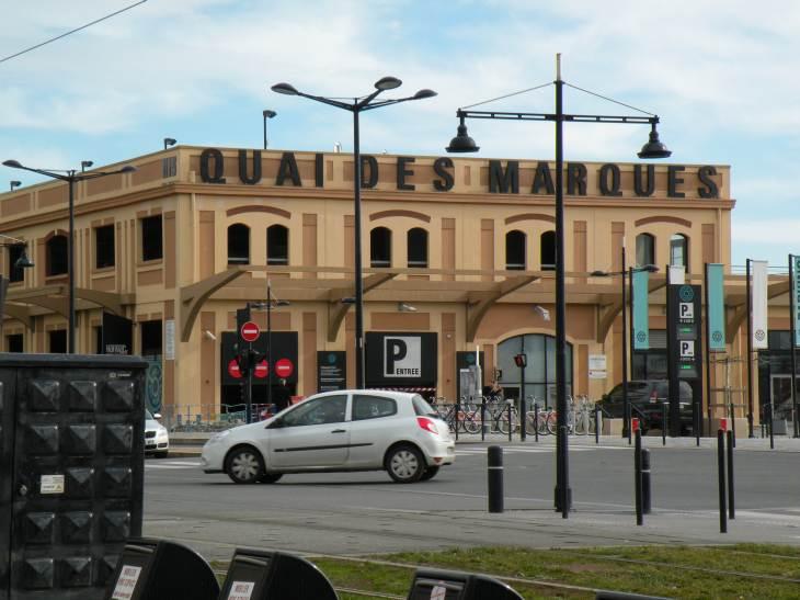 Photo de bordeaux quai des marques for Appartement bordeaux quai des marques