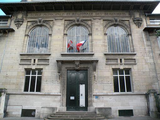 Photo de nancy entr e de l 39 ecole des beaux arts - Salon des arts nancy ...