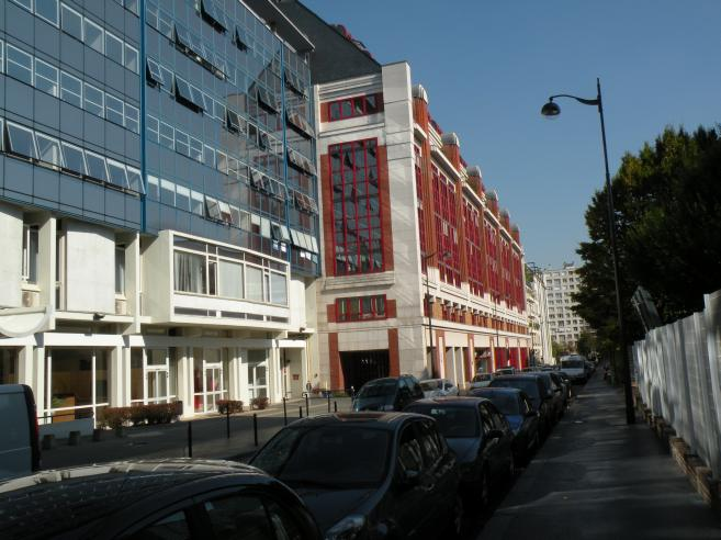 Villa Lourcine Rue Cabanis  Paris