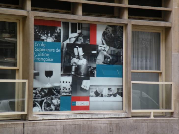 Photo de paris en 2010 ecole sup rieure de cuisine - Ecole superieure de cuisine ...