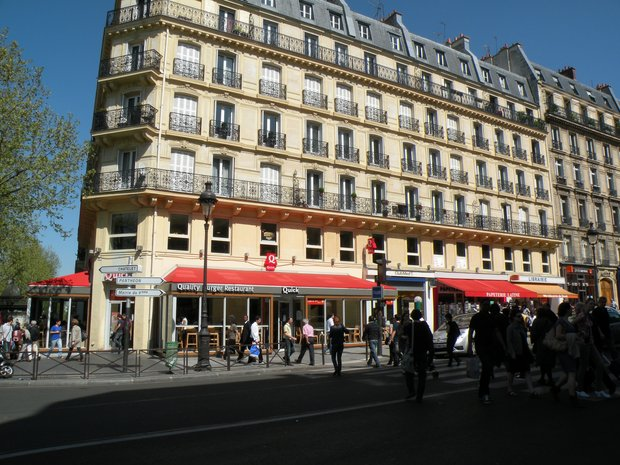 Premier Restaurant Quick En France